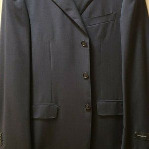 ERMENEGILDO ZEGNA Suit Two Piece Charcoal. $3200